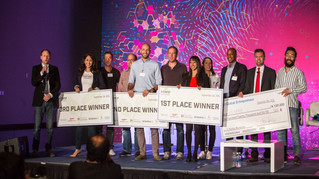 G-Startup: win $250,000 to change the world
