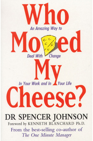 """Who Moved My Cheese?"" Download the  free eBook"