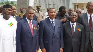 Dangote's US$300m DRC Cement Plant to Create 1000 Jobs