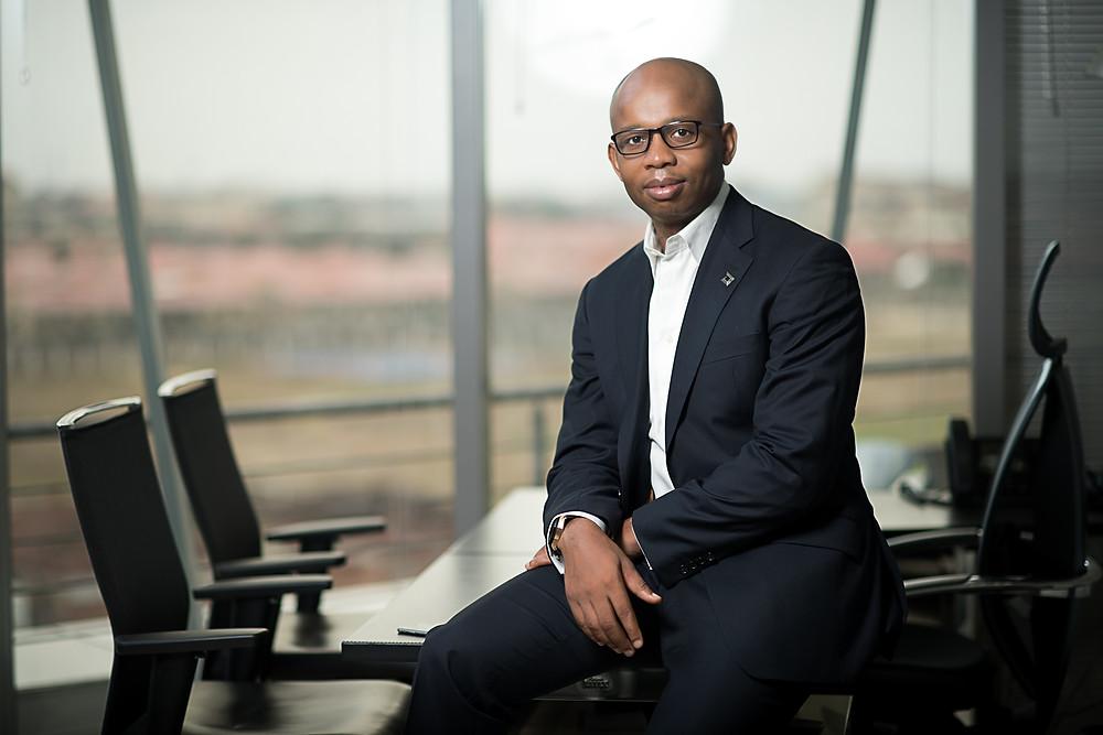 Uzoma Dozie (Group Managing Director, Diamond Bank, Nigeria)