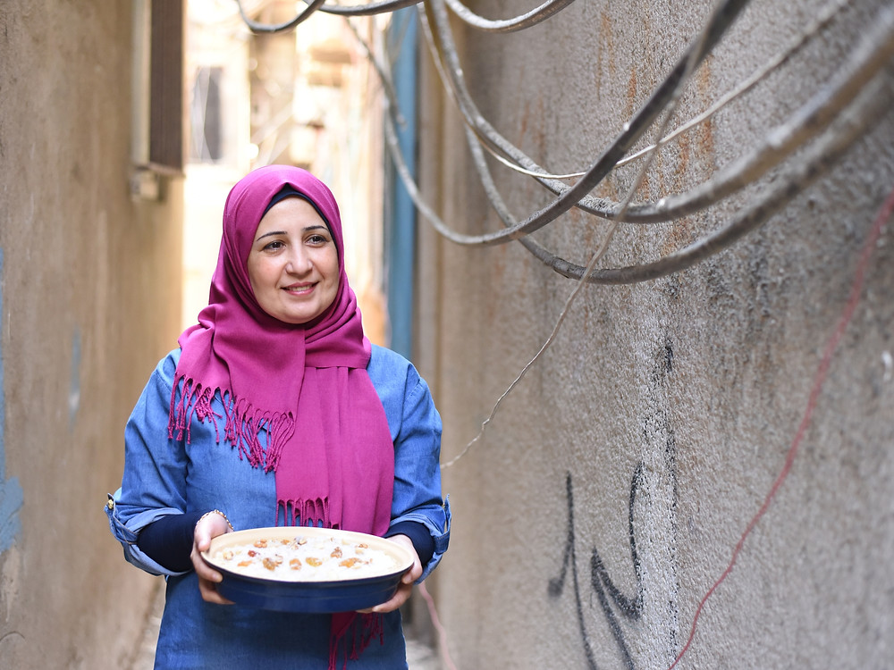 A new documentary, titled Soufra, follows Shaar as she embarks on a journey to help her fellow refugees through food