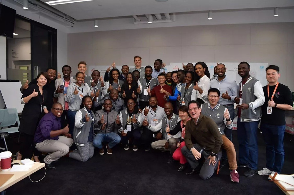 Alibaba Business School and UNCTAD bring 24 Africa-based entrepreneurs to China, to participate in inaugural eFounders Initiative