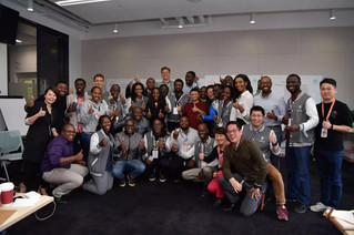 24 African Entrepreneurs Receive e-Commerce Training at Alibaba, with Jack Ma