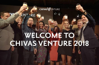 The $1m Chivas Venture 2018 fund is now open for applications!
