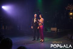Robert Bezemer (The Zipps Music Club), uitreiking Song van het Jaar