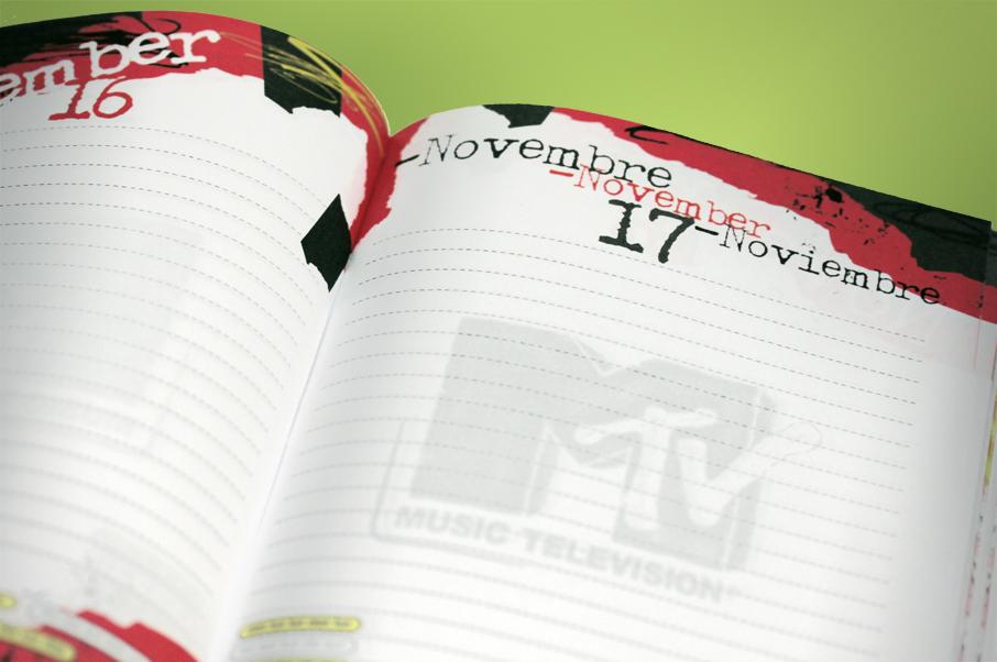 MTV - diario scolastico