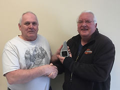 Member Of The Year Dave Dickie