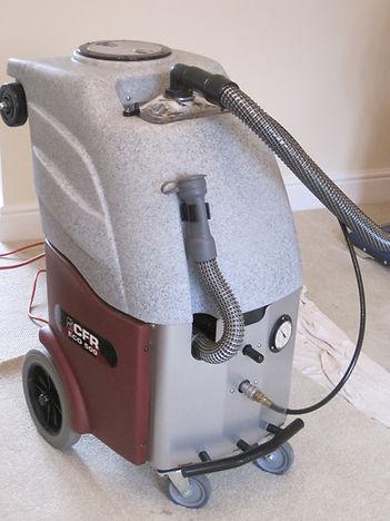Carpet cleaning machine in Stowmarket