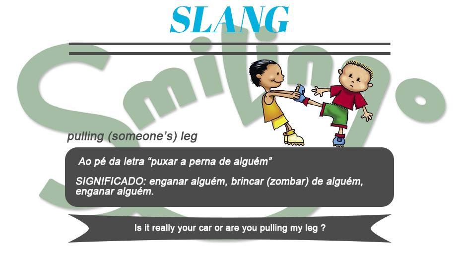 Pulling (someone's) leg