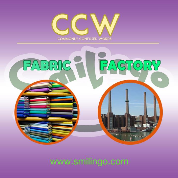 fabric & factory