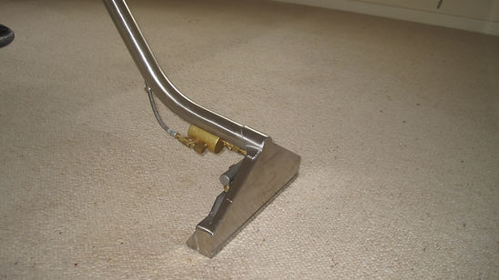 Dirty carpet being cleaned in Stowmarket
