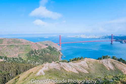 """""""Golden Gate Bridge 1"""""""
