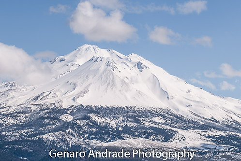 """Mt. Shasta Panorama"""