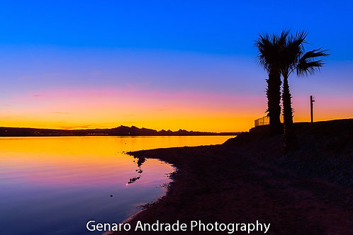 """Lake Havasu City Sunrise 1"""