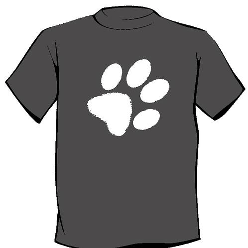 Paw Print Tee Shirt