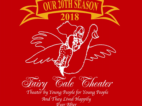 Fairy Tale Theater Hoodie