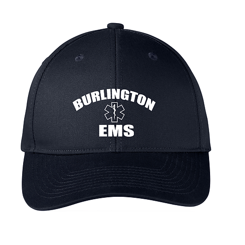 Burlington EMS Baseball Hat