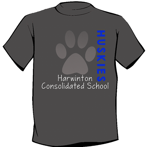 Huskies Tee Shirt
