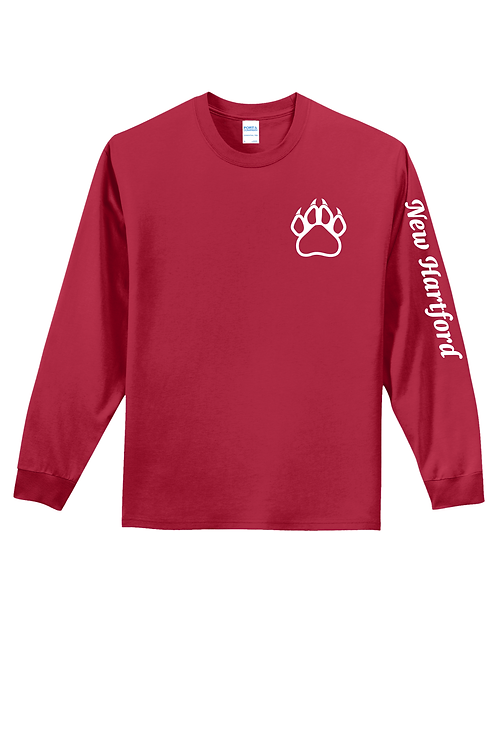 New Hartford Adult Long Sleeve