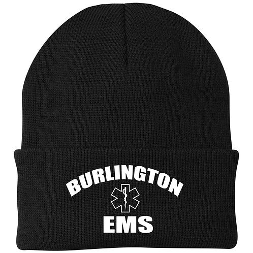 Burlington EMS Winter Hat