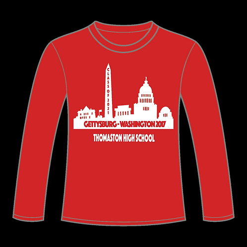 Washington Trip Long Sleeve Shirt