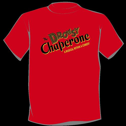 Drowsy Chaperone Tee Shirt