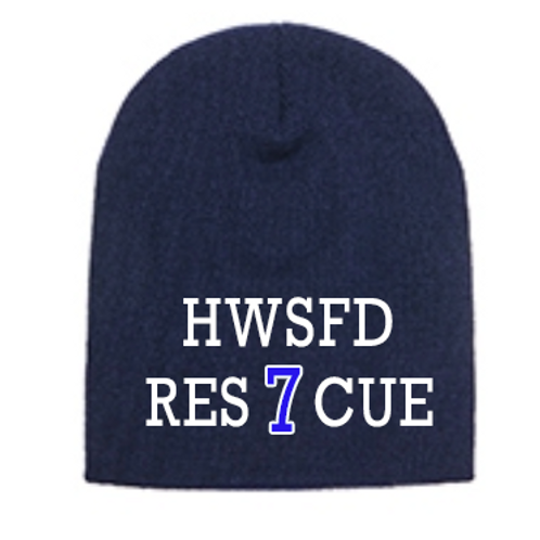 Rescue 7 Hat