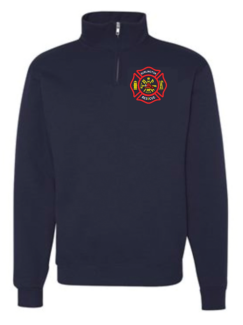 Rescue 9 Quarter Zip