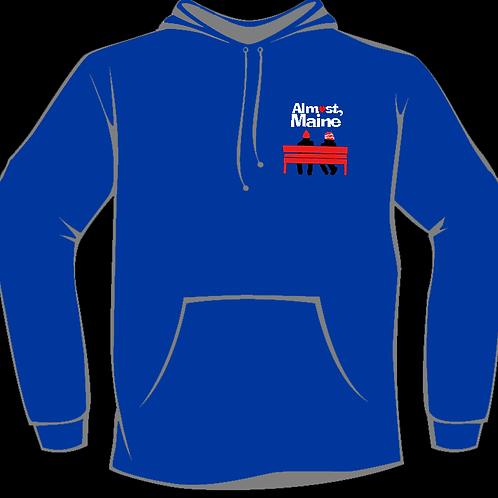 Almost, Maine Hooded Sweatshirt
