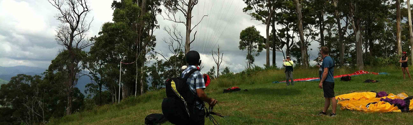 Paragliding Queensland Learn to Fly