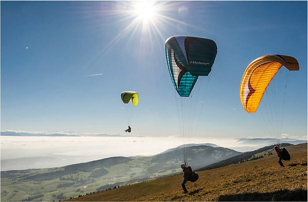 Queensland Flying Sites Paragliding Queensland