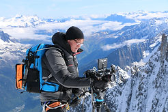 Craig Filming on Mont Blanc Summit.jpg