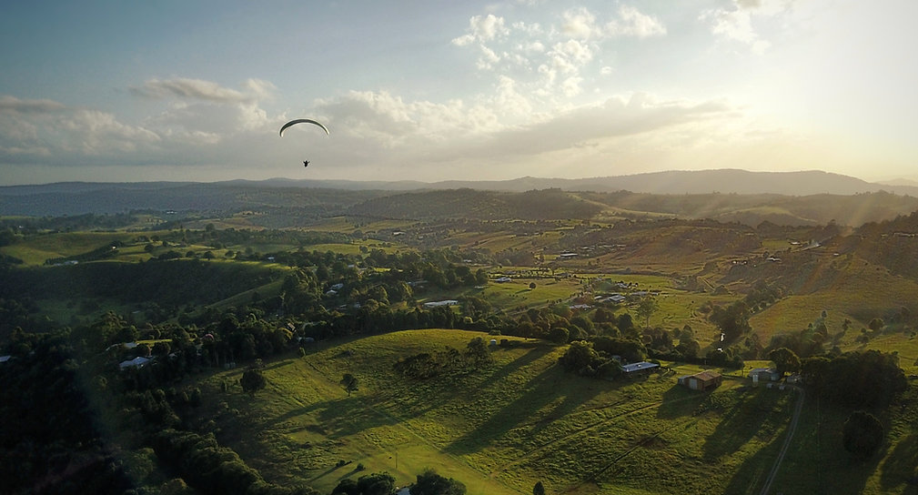 Paragliding Queensland Header