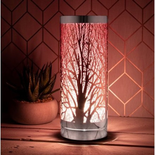 Pink Woodland Aroma Touch Lamp