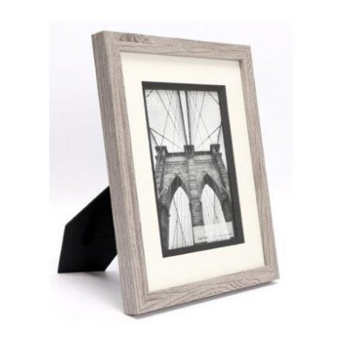 Greywash Wooden Frame 5x7