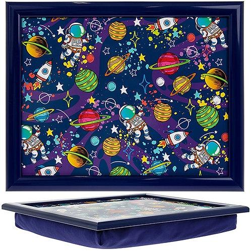 Little Stars Space Laptop Tray