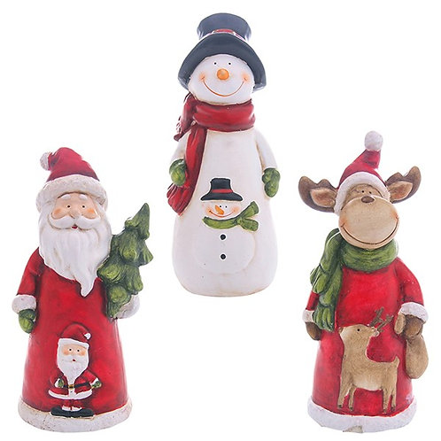 Christmas Cheer Figures
