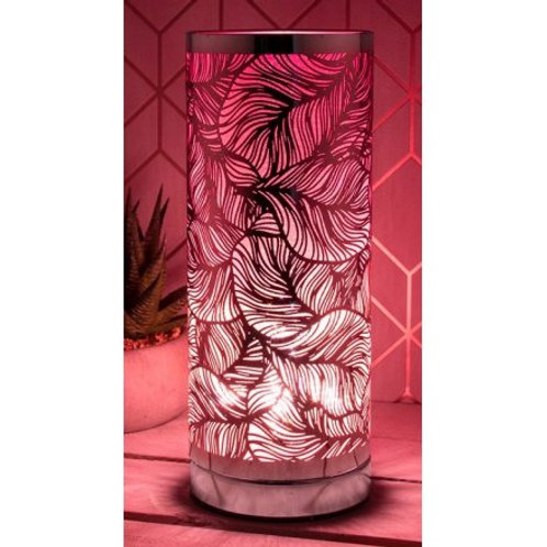 Pink Leaf Roma Touch Lamp