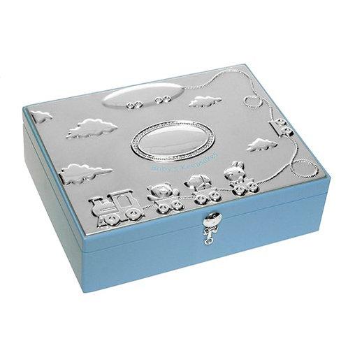 Large Baby Boy Keepsake Box