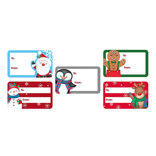 Christmas Gift Labels