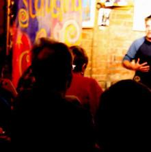 Birmingham Storytelling Cafe 2014