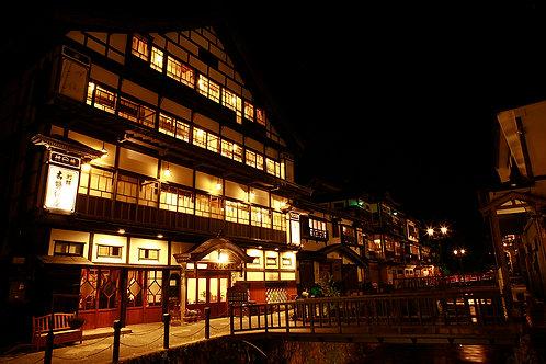 銀山温泉1995Mサイズ