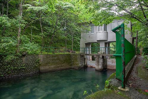 奥入瀬渓流3398Lサイズ