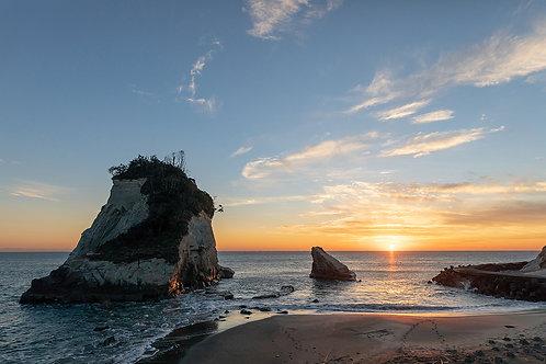 夫婦岩(雀島)1913Lサイズ