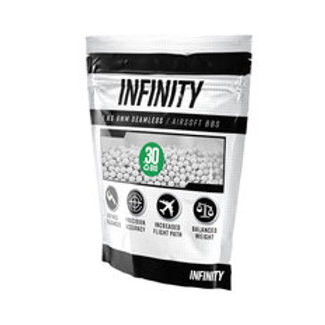 Infinity 0.30g 3,300ct Biodegradable Airsoft BBs (1kg)