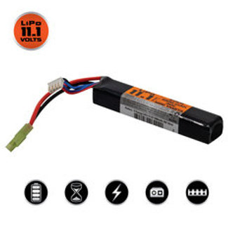 Valken LiPo 11.1v 1000mAh 30C Stick Airsoft Battery (Small Tamiya)