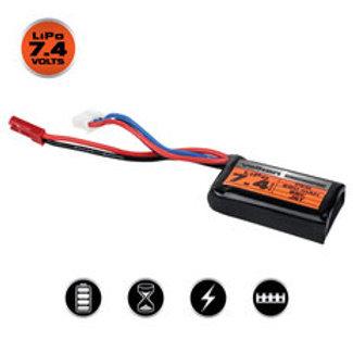 Valken LiPo 7.4v 250mAh 25C HPA Airsoft Battery (JST)