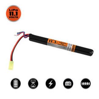 Valken LiPo 11.1V 1000mAh 30C Compact Stick Airsoft Battery (Small Tamiya)