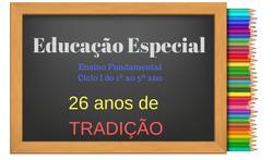 Educação Especial Ensino Fundamental Cic