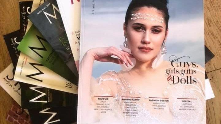 Marquis Fashion Magazine